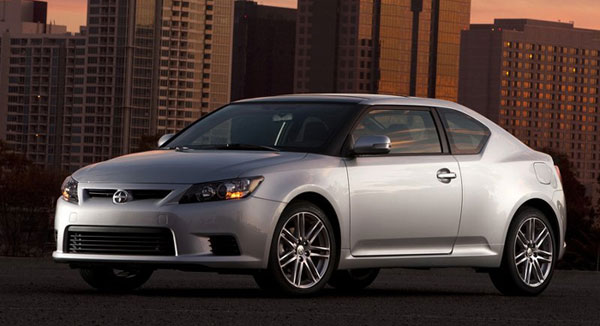 Scion tC 2011 - Le Blog Auto.ca