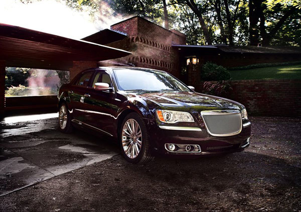 Chrysler 300 Luxury Series 2012 - Le Blog Auto.ca