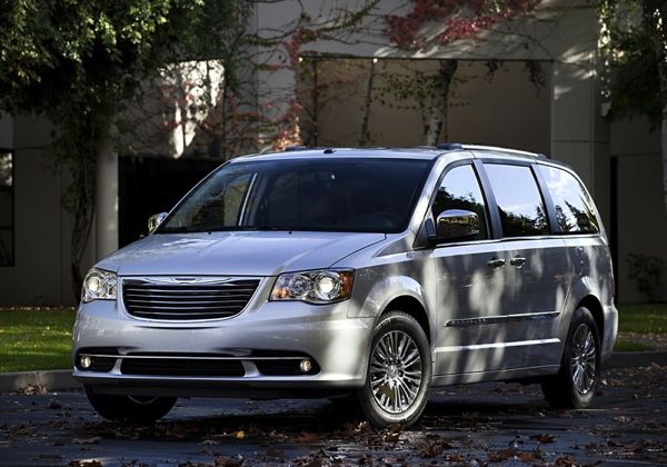 Chrysler Town & Country 2011 - Le Blog Auto.ca