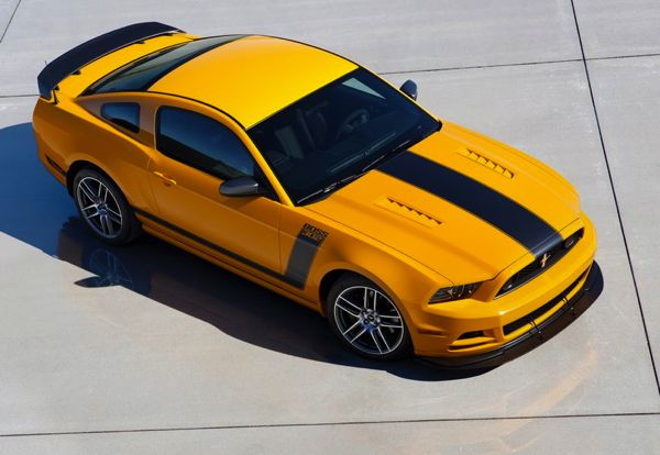 Ford Mustang Boss 302 2013 - Le Blog Auto.ca
