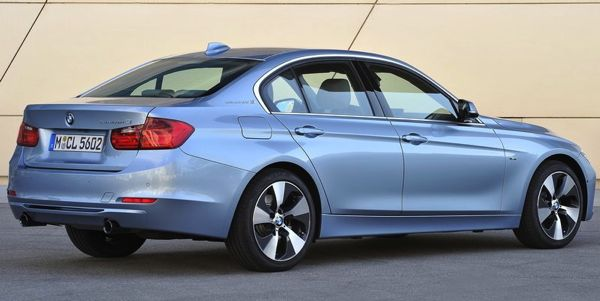 BMW ActiveHybrid 3 2013 - Le Blog Auto.ca
