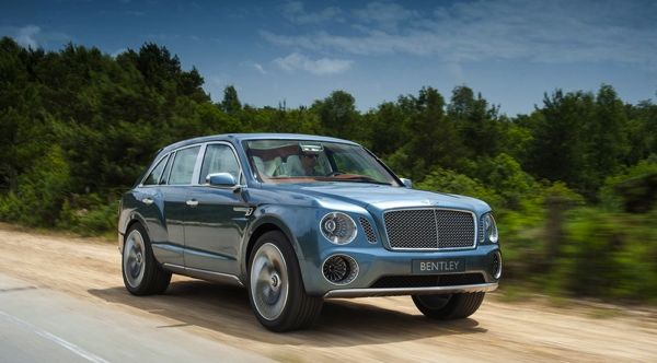 Bentley EXP 9 F Concept - Le Blog Auto.ca