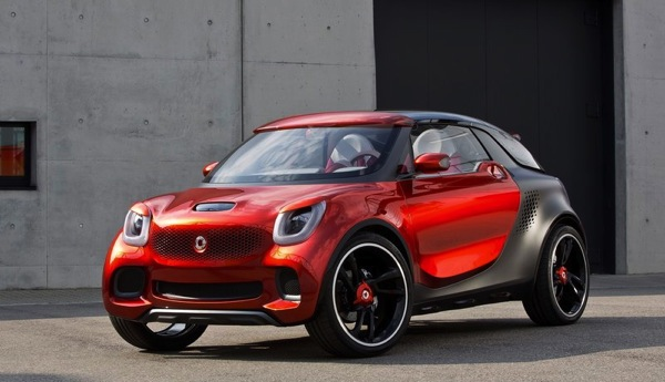Smart Forstars Concept - Le Blog Auto.ca
