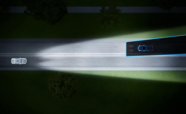 ACTIVE-HIGH-BEAM-CONTROL