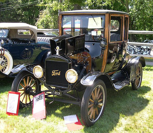 1919-FORD-T