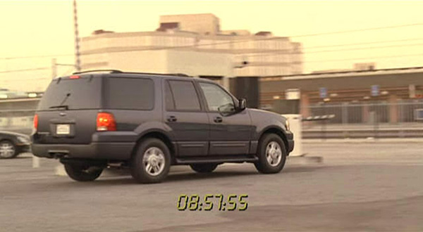 24h Chrono - Ford Expedition