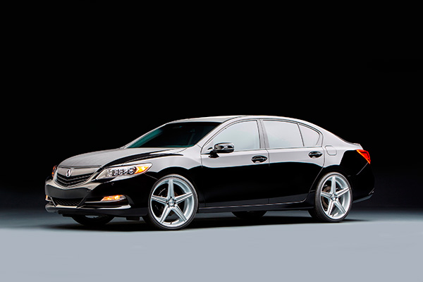 ACURA RLX Urban Luxury Sedan 2014