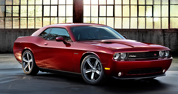Dodge Challenger 100th 2014