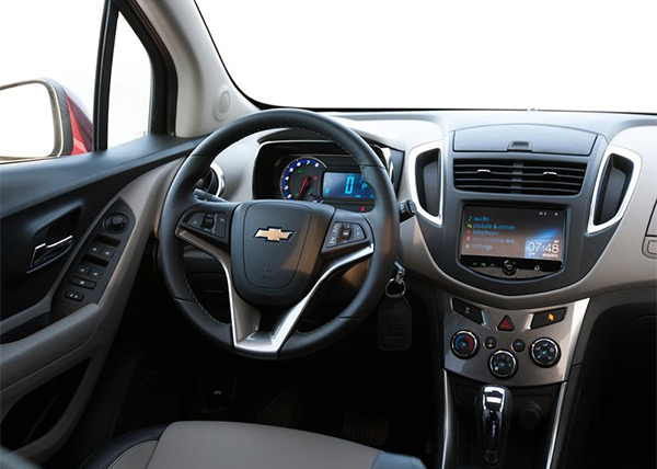 Chevrolet Trax 2014 - Habitacle