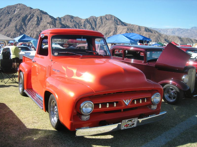 Ford F100 1954