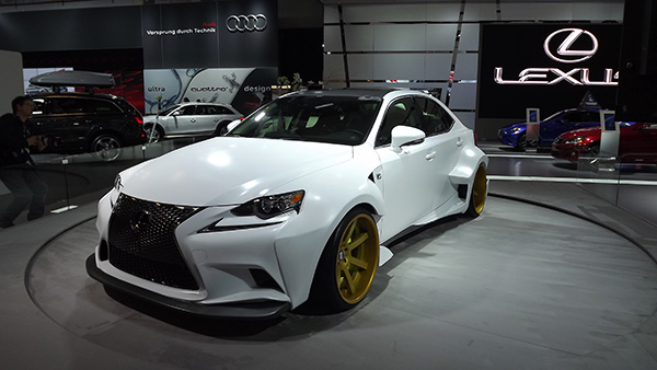 LEXUS IS-350 2014