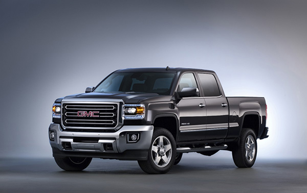 GMC Sierra 2500 HD 2015