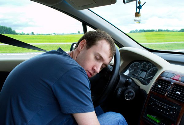 Fatigue au Volant