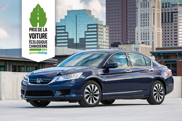 Honda Accord Hybrid 2014