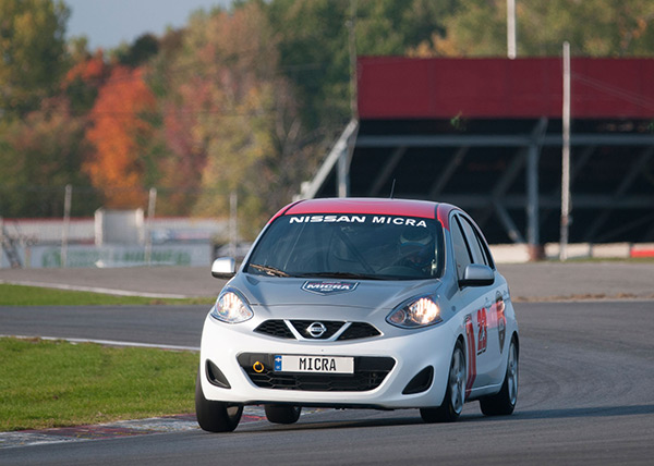 Course Nissan Micra Action