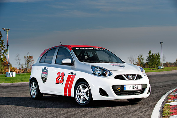Course Nissan Micra