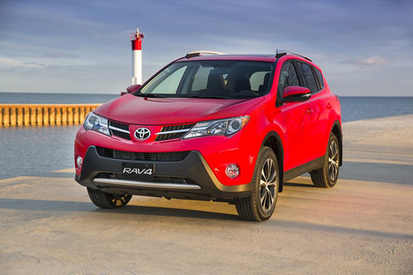 Toyota Rav4 50th 2015