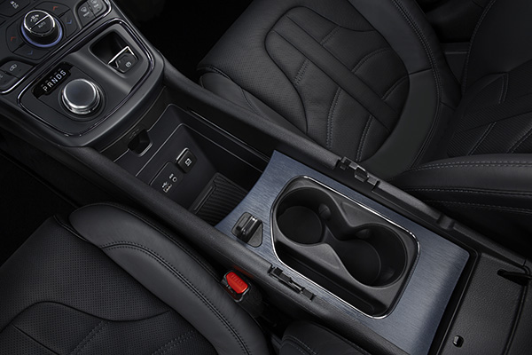 Chrysler 200S 2015 - Console Centrale