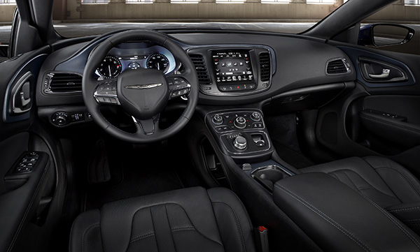 Chrysler 200S 2015 - Interieur