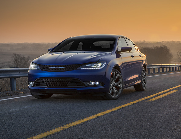 Chrysler 200S 2015