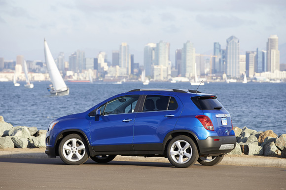 With the utility of a SUV and agility of a compact car, the 2015 Chevrolet Trax is a city-smart vehicle ready for almost any adventure.