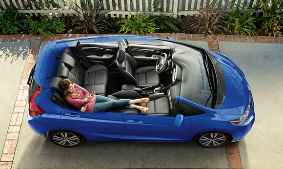 2015 HONDA FIT DETENTE