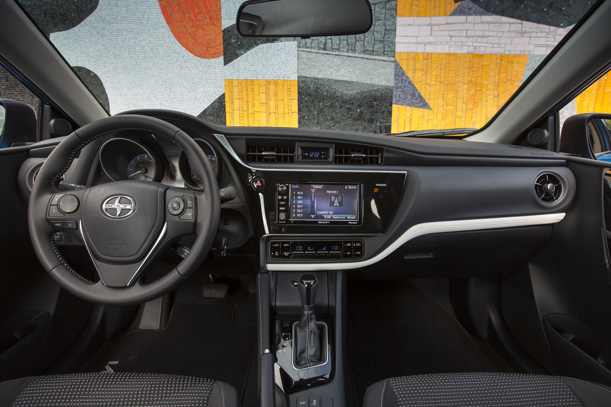 2016 SCION iM DASH