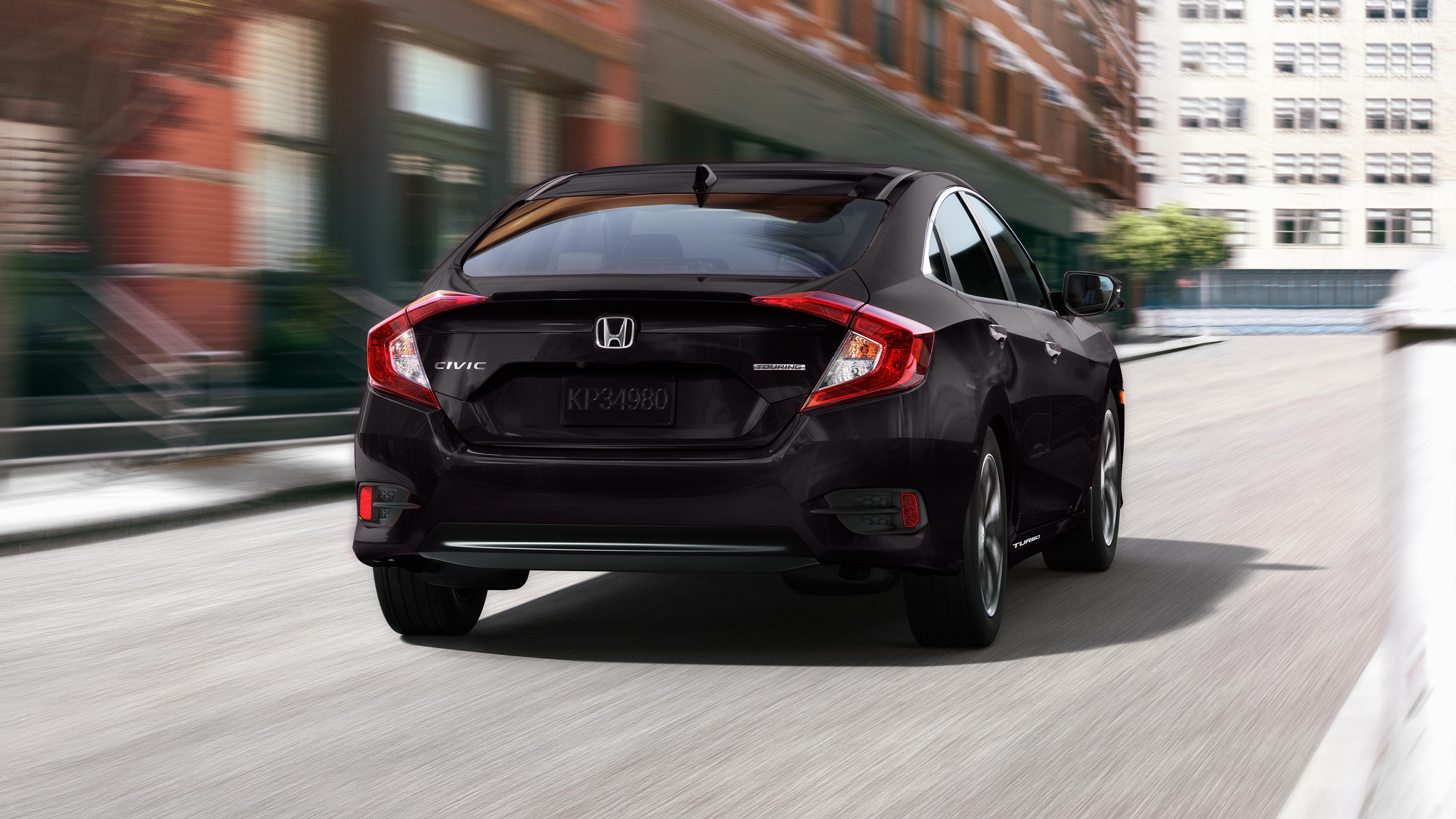 2016 HONDA CIVIC ARR