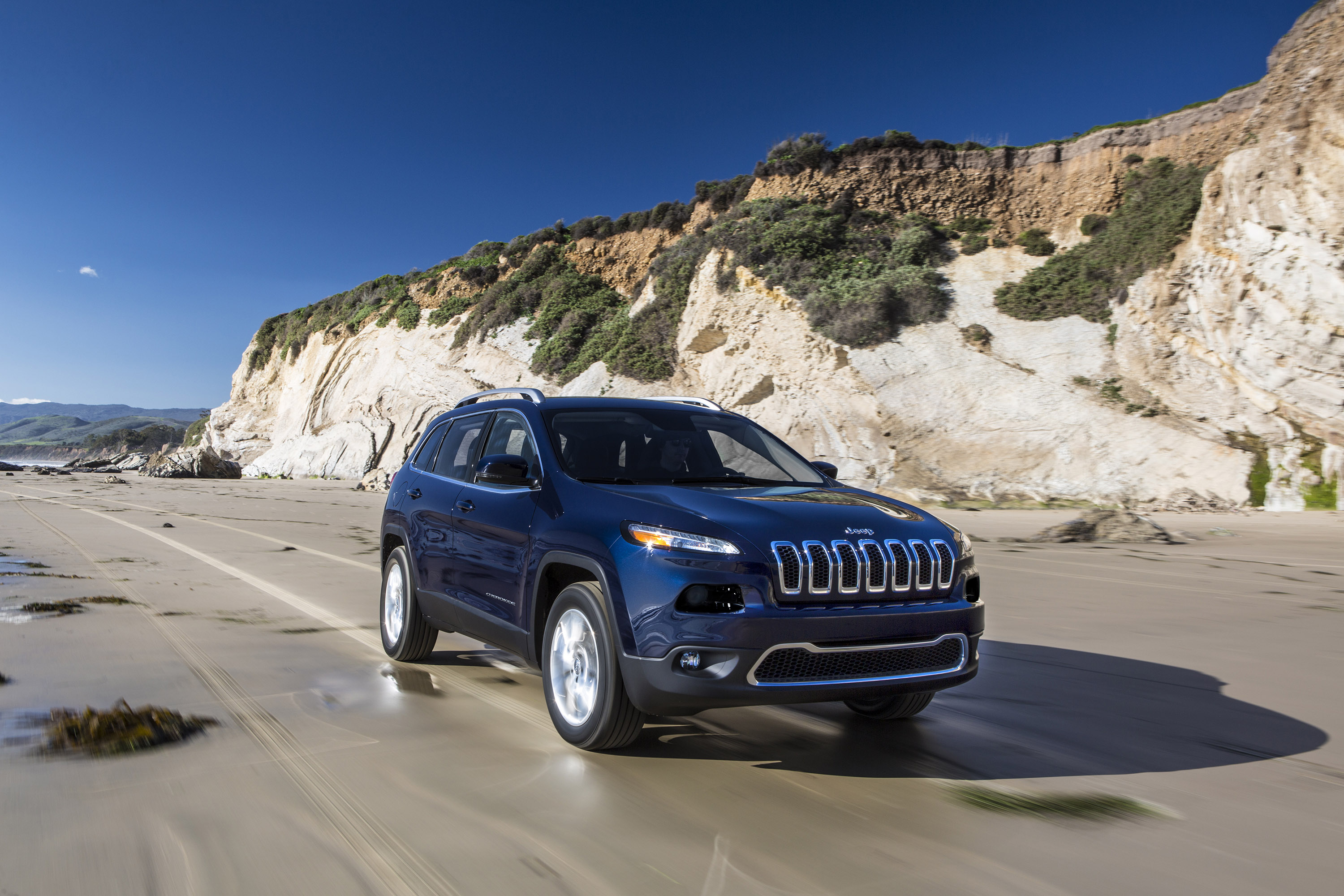 2017 Jeep® Cherokee Limited