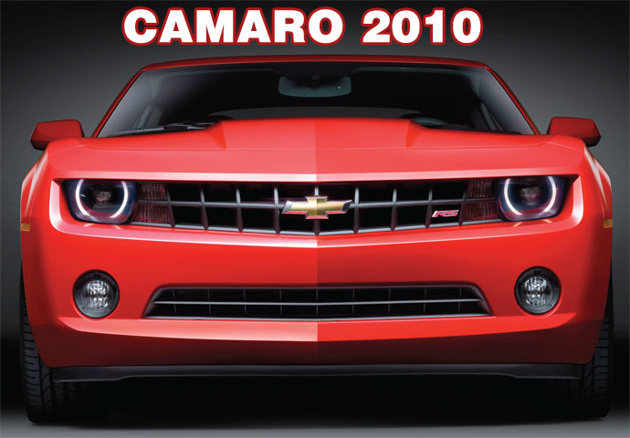 chevrolet d voile les prix de la camaro 2010 pour le canada actualit automobile tout savoir. Black Bedroom Furniture Sets. Home Design Ideas