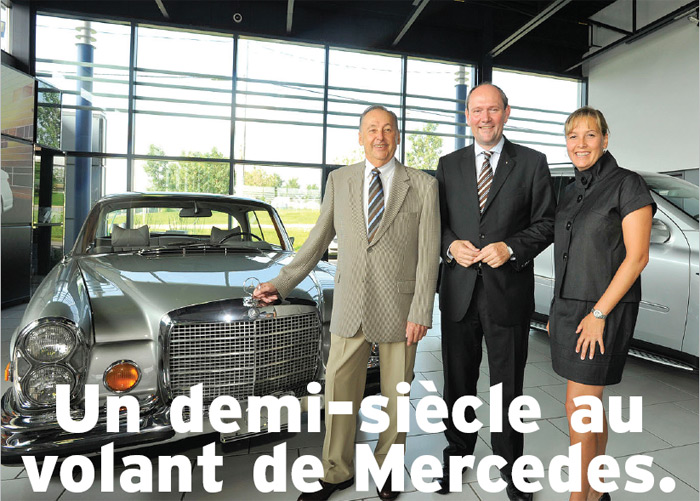 Chatel automobile mercedes for Mercedes benz quebec